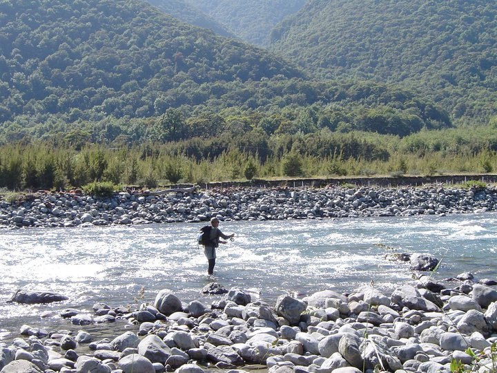 Activities at Triple Tui, Deer hunting, trout fishing, tramping
